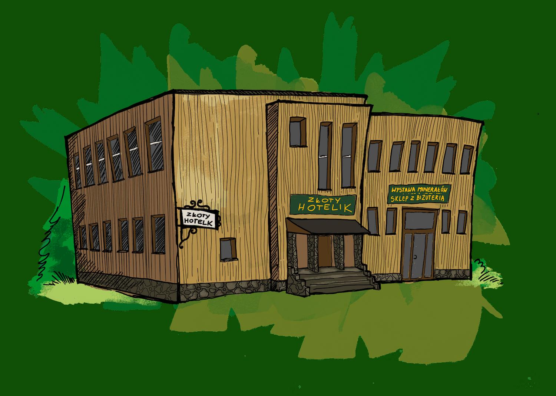 Złoty Hotelik